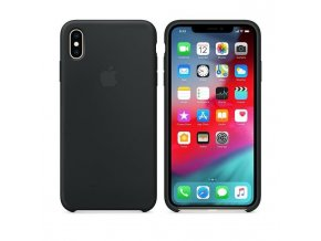 APPLE IPHONE XS MAX SILICONE CASE BLACK MRWE2ZM A 2 37722ee180c541cbb700314a2f166637