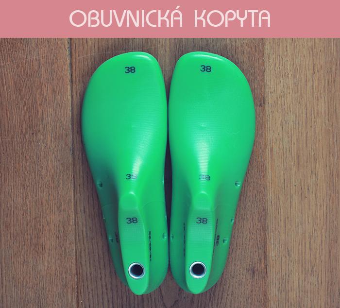 Prodej obuvnických barefoot kopyt