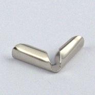 kovorožky nikel (strieborná farba)