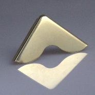 kovorožky mosadz (zlatá farba)