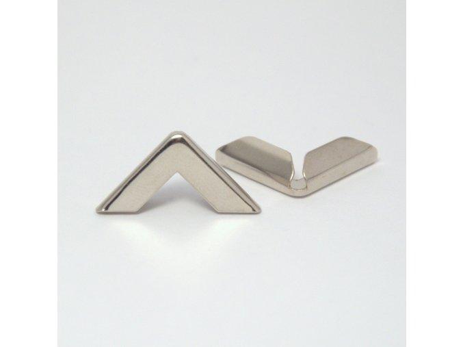ROH 2008087.00 nikel 16x16x3,5mm
