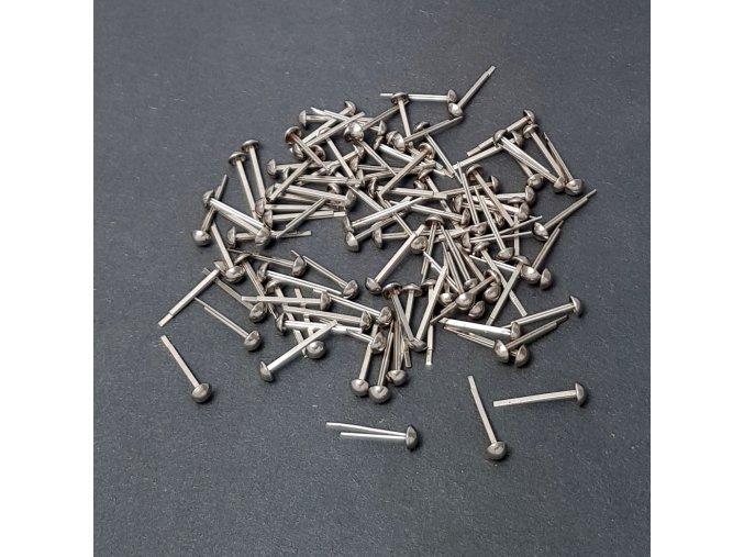cvocek svorka 5mm priemer nikel