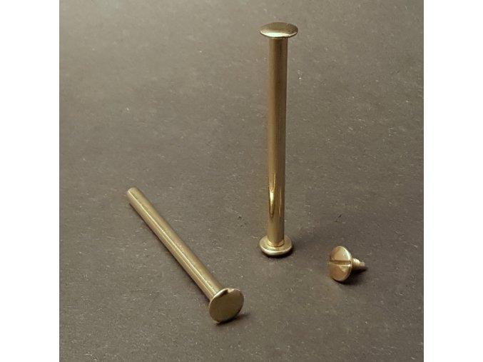 50mm mosadz skrutka kniharska 2005101,50