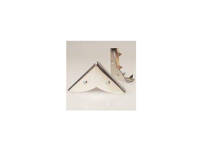 ROH 2008011,00 nikel 26x26x5,5mm