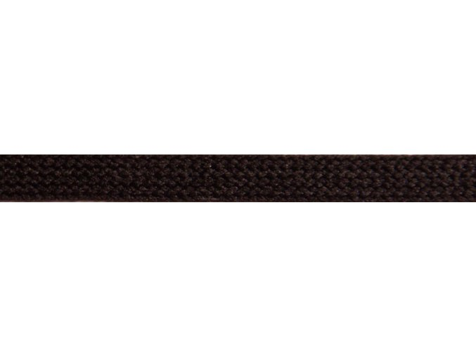 Lacetka  0300 čierna matná MO