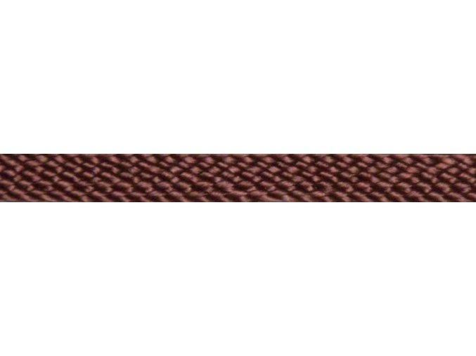 Lacetka P497 0601 bordó-hnedá
