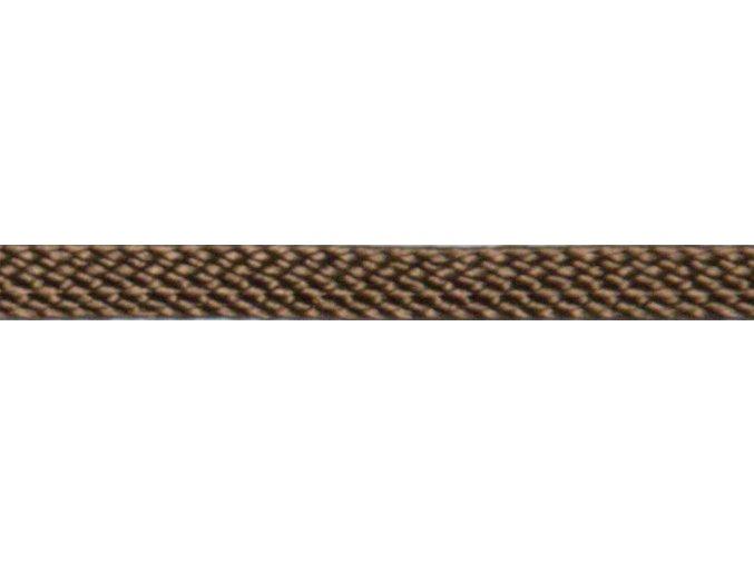Lacetka P477 0603 hnedá
