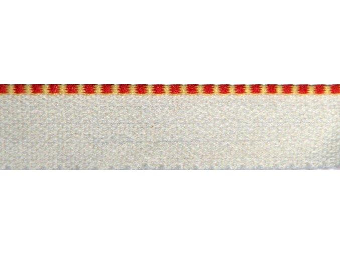 Kapitálik 1701 červeno-žltý P185-113 MO /5m balenie