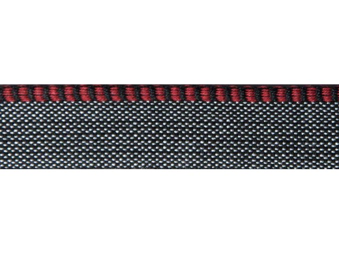 Kapitálik 0103 červeno-čierny P206-B
