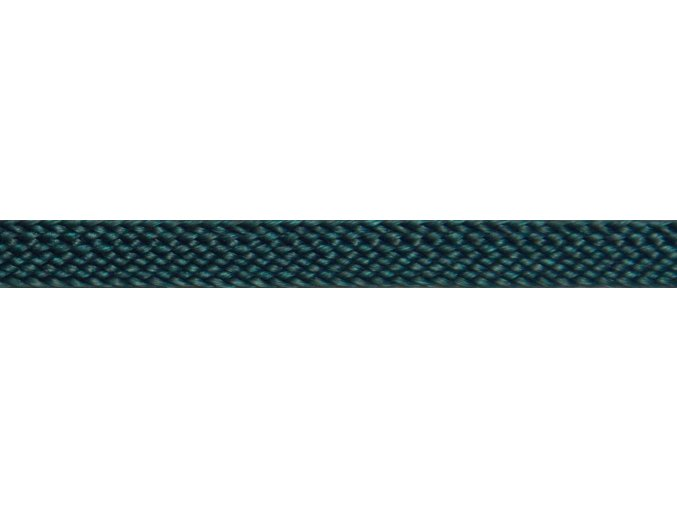 Lacetka P546/7477 0904 tm. zelená-petrolej