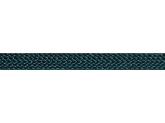 Lacetka P547/7477 0904 tm. zelená-petrolej