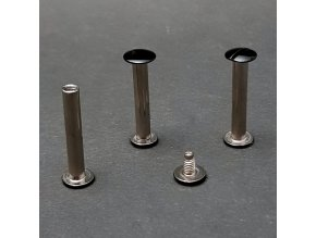 30mm cierna nikel 2005110,30 kniharska skrutka