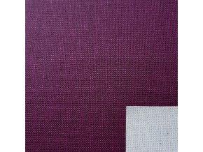 P21 bordó až fialové plátno