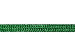 Lacetka P348 0907 zelená