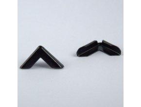 ROH 2008088,05 čierny 16x16x3,5mm
