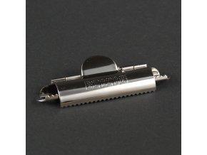Štipec 7cm nikel (strieborný)