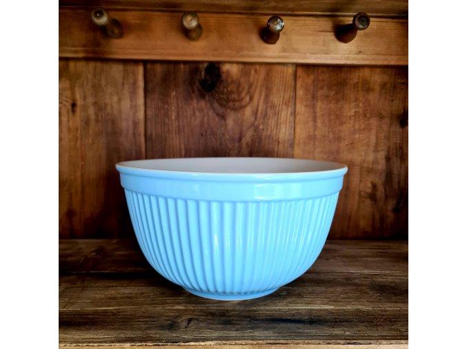 Keramická mísa - modrá