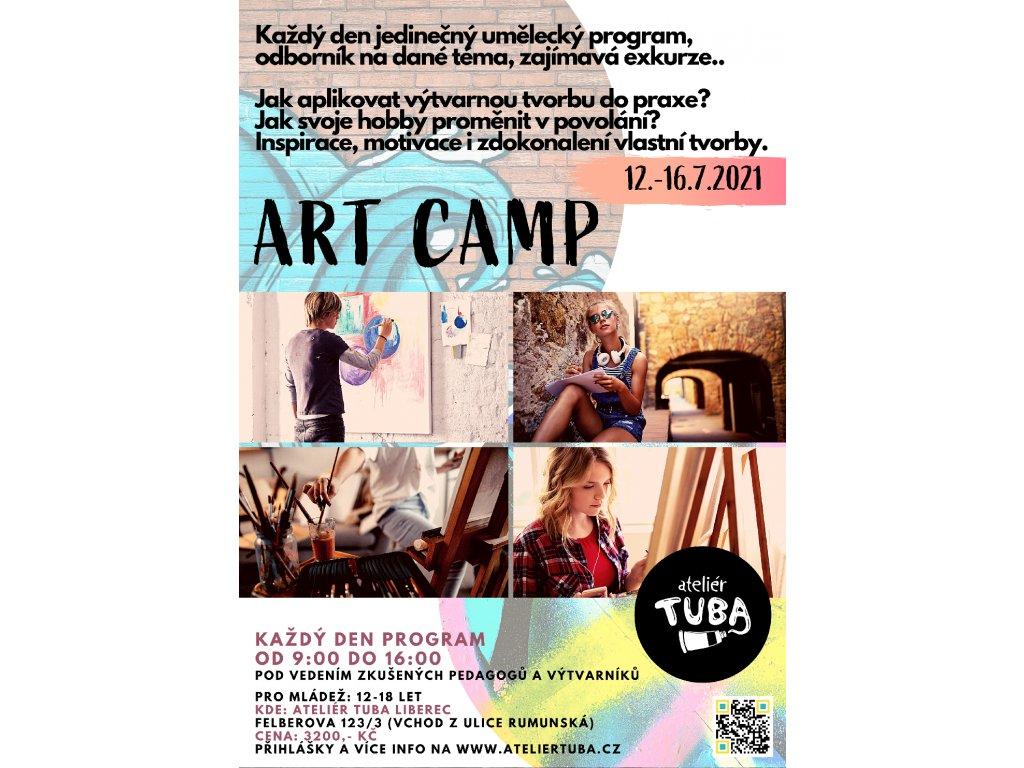 art camp tuba