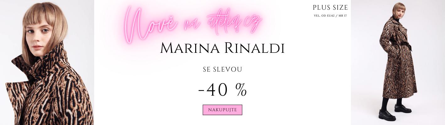 Novinka Marina Rinaldi