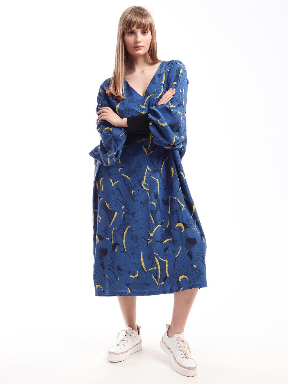 DECIDERE vzorované šaty