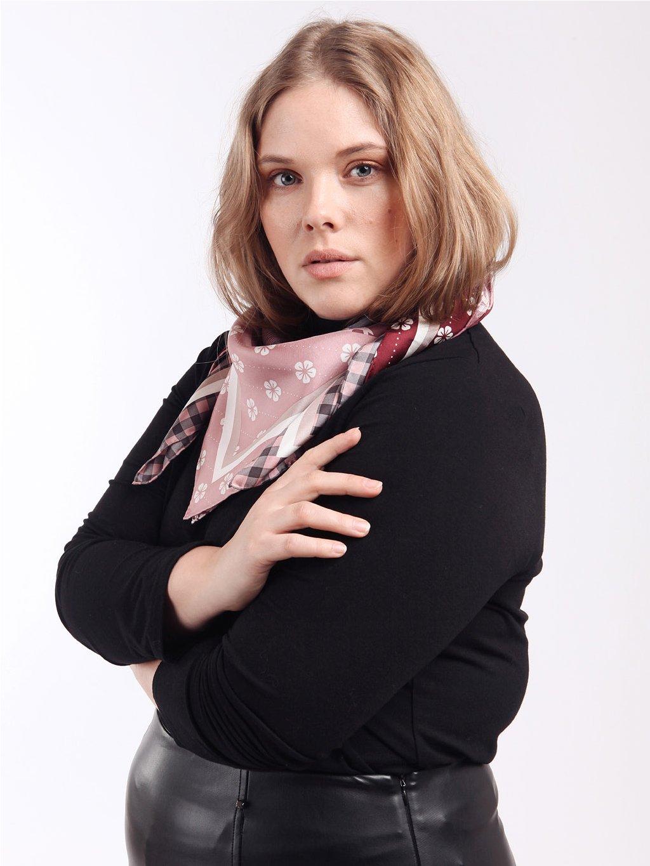 Hedvábný šátek  MARINA RINALDI