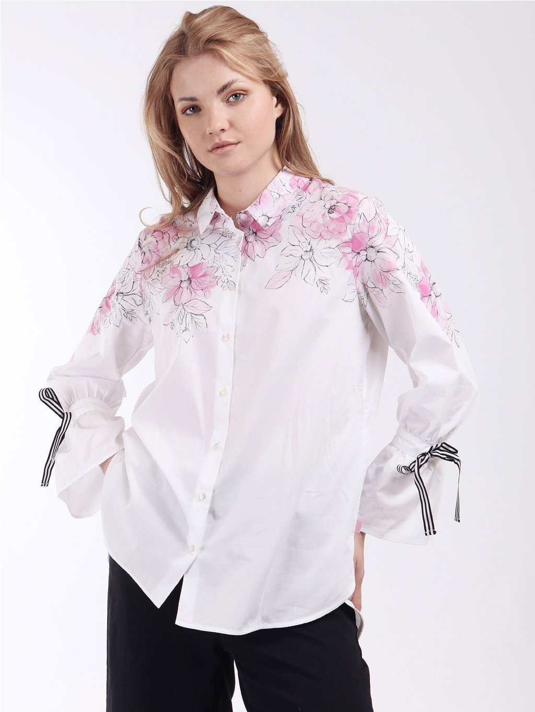 Košile s potiskem  MARINA RINALDI