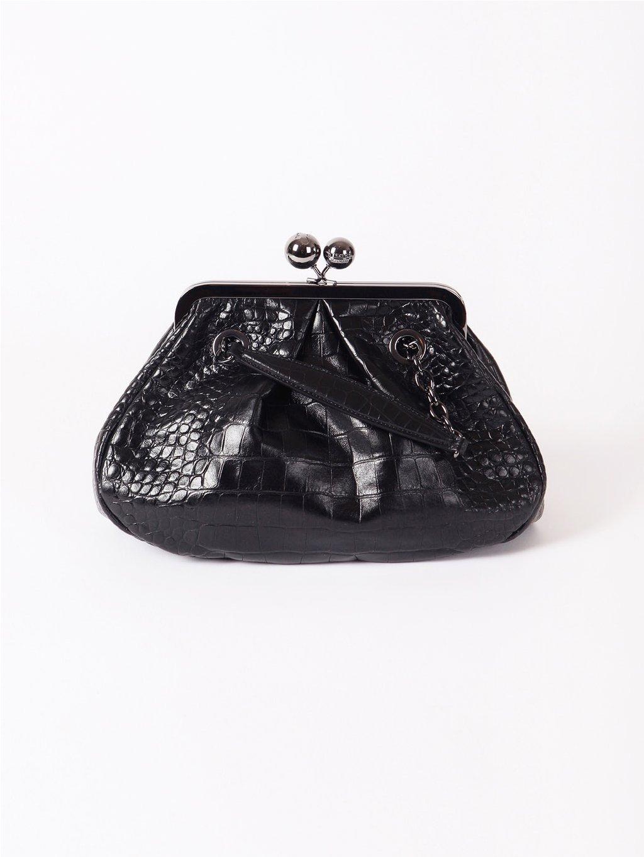 OVATTA černá kabelka