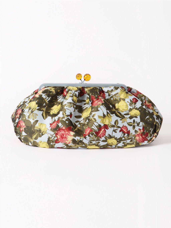 SAMARIA květovaná kabelka