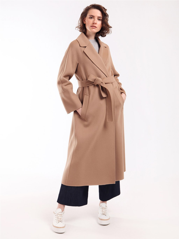 ELISA vlněný kabát