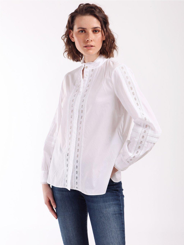 DANTON bílá košile