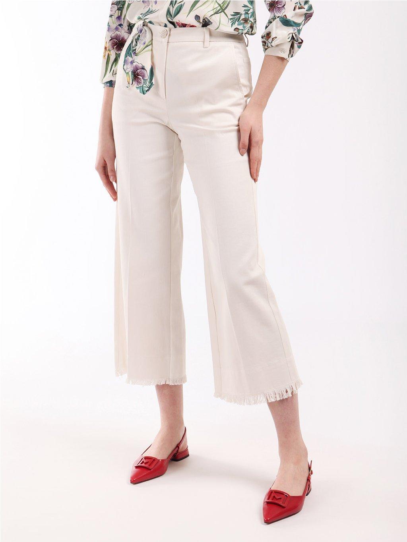 SOVRANA světlé kalhoty