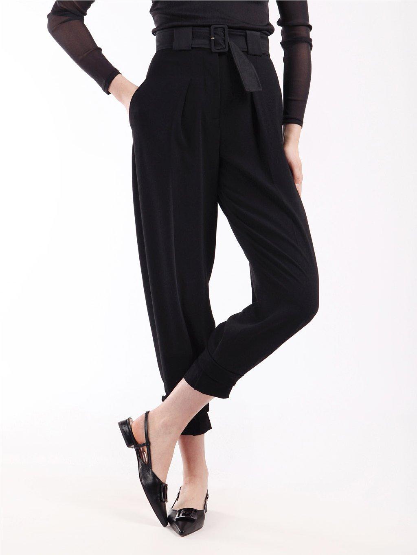 LARA černé kalhoty