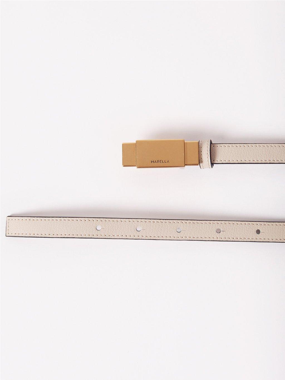 Kožený pásek  MARELLA