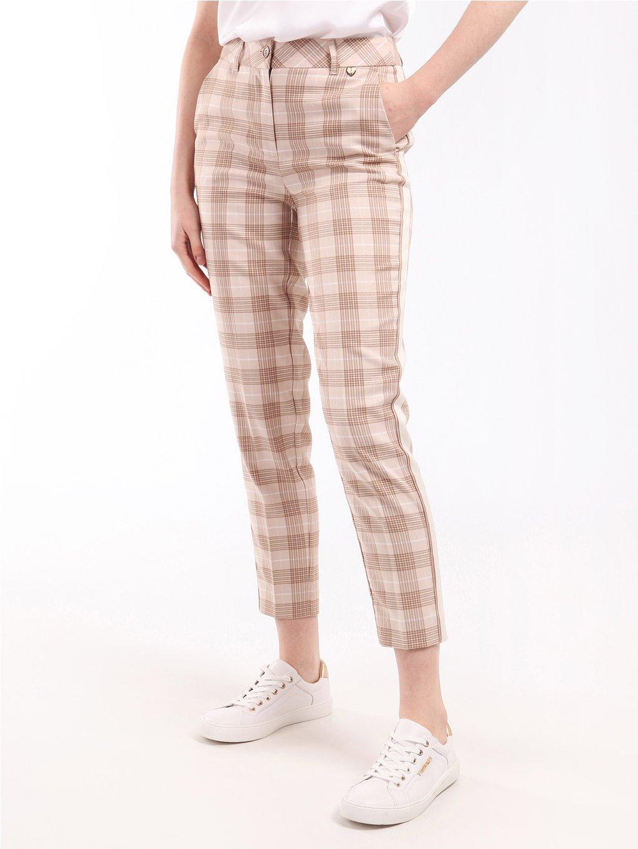 202MP228B béžové kalhoty