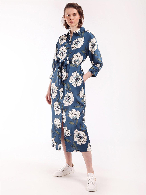 202MP244B maxi šaty
