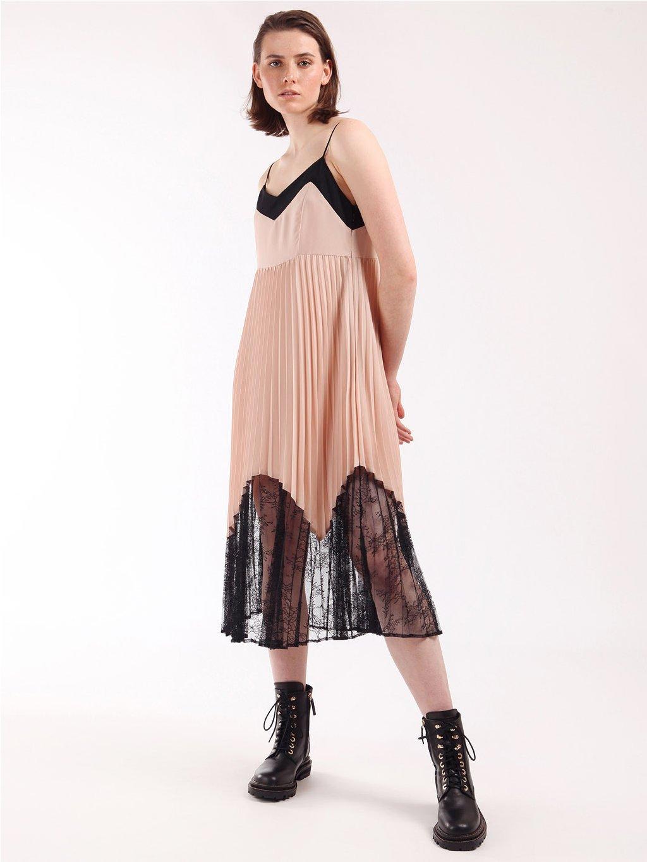 211LL21AA dlouhé šaty