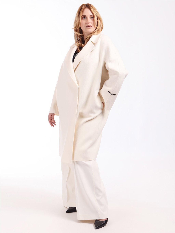 TABLOIDBIS světlý kabát