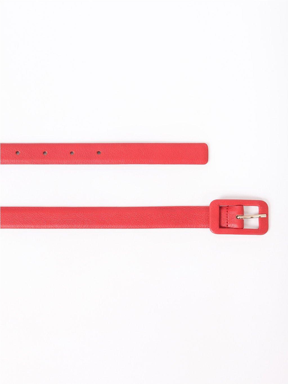 LUCILLA kožený pásek