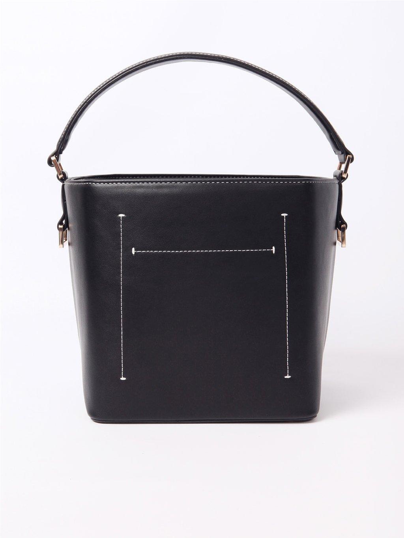 SABRINA černá kabelka