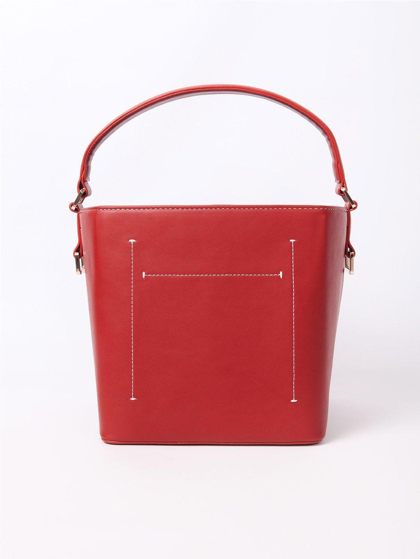 SABRINA červená kabelka