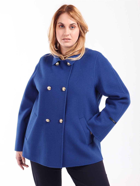 NABUCCO modrý kabátek