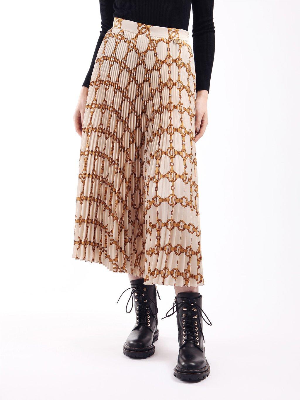 Plisovaná sukně  TWINSET