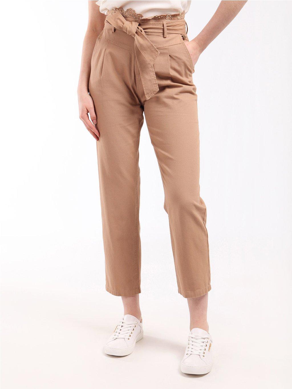 Kalhoty s krajkou v pase  TWINSET