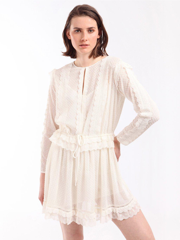 Krajkové krátké šaty  TWINSET