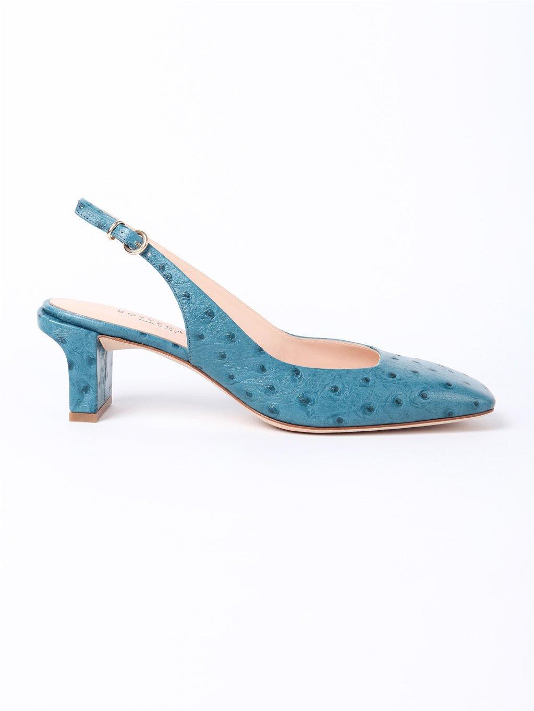 BOTTEGA 23 B377 dámské sandály na podpatku