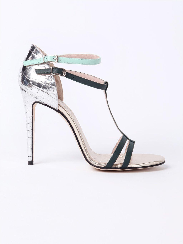 MURIZARI kombinované sandály