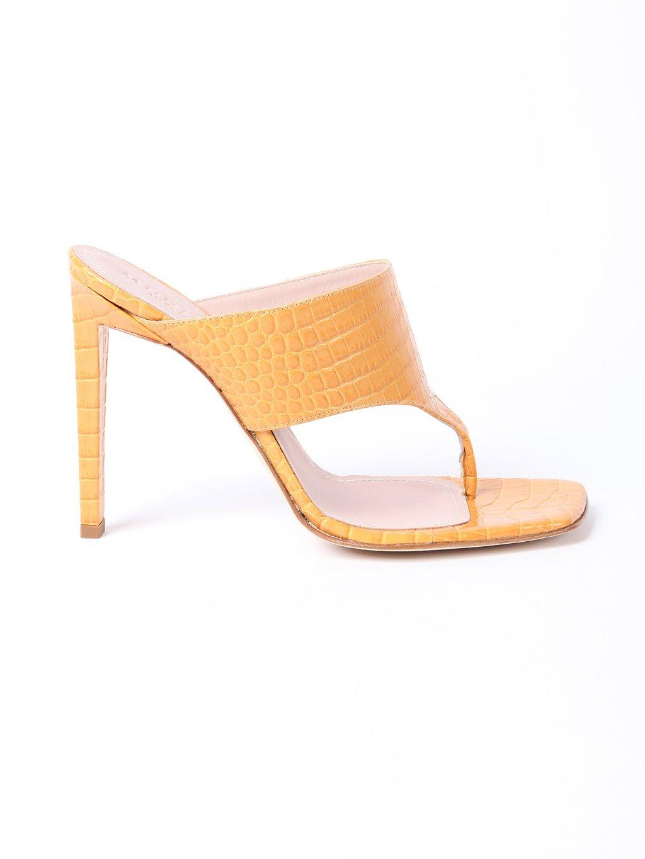 MURIZARI žluté pantofle