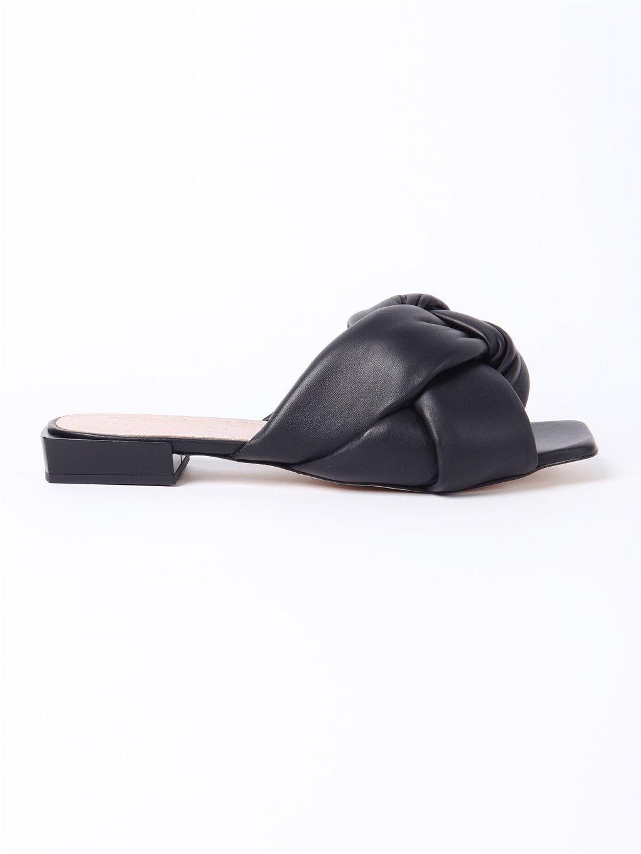 MURIZARI kožené pantofle