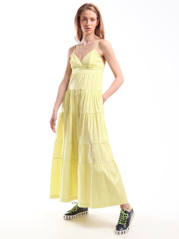 211MT2265 maxi šaty