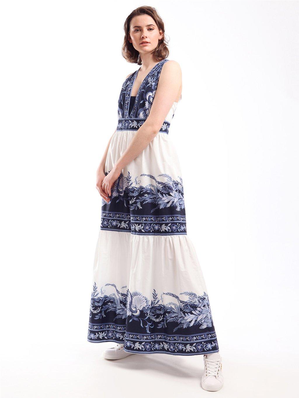 211TT2194 maxi šaty